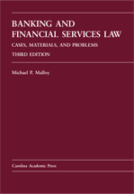 Banking and Financial Services Law book jacket