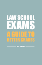 Law School Exams book jacket