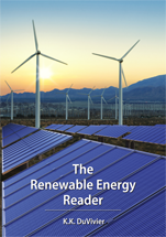 The Renewable Energy Reader book jacket