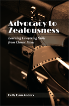 Advocacy to Zealousness book jacket