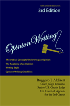 Opinion Writing book jacket