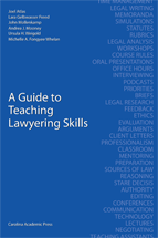 A Guide to Teaching Lawyering Skills book jacket