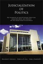 Judicialization of Politics book jacket