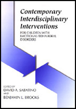 Contemporary Interdisciplinary Interventions book jacket
