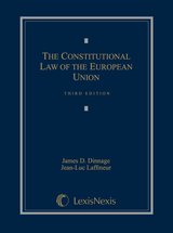 Constitutional Law of the European Union book jacket