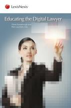 Educating the Digital Lawyer book jacket