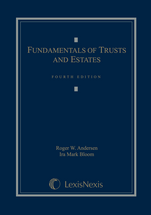 Fundamentals of Trusts and Estates book jacket