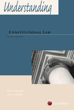 Understanding Constitutional Law book jacket