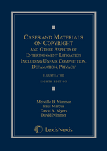 Cases and Materials on Copyright and Other Aspects of Entertainment Litigation Including Unfair Competition, Defamation, Privacy book jacket