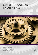 Understanding Family Law book jacket