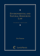 Environmental and Natural Resources Law book jacket