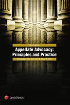 Appellate Advocacy book jacket