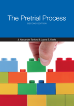 The Pretrial Process book jacket