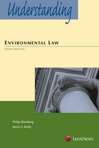 Understanding Environmental Law book jacket