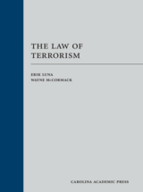 The Law of Terrorism book jacket