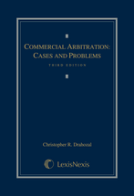 Commercial Arbitration book jacket