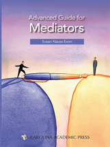 Advanced Guide for Mediators book jacket