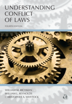Understanding Conflict of Laws book jacket