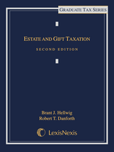Estate and Gift Taxation book jacket