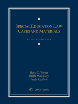 Special Education Law book jacket