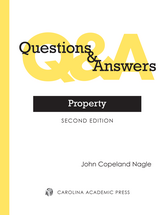 Questions & Answers: Property book jacket