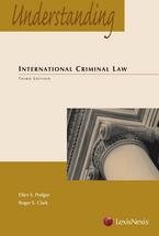 Understanding International Criminal Law book jacket