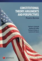 Constitutional Theory book jacket