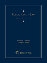 Public Health Law book jacket