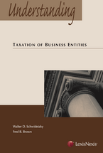 Understanding Taxation of Business Entities book jacket