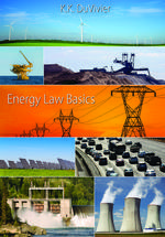 Energy Law Basics book jacket