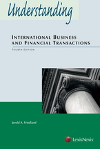 Understanding International Business and Financial Transactions book jacket