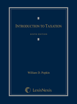 Introduction to Taxation book jacket