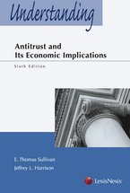 Understanding Antitrust and Its Economic Implications book jacket