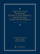 The Contemporary Civil Law Tradition, Second Edition