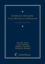 Conflict of Laws book jacket