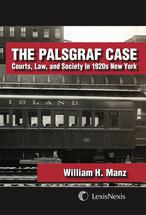 The Palsgraf Case book jacket