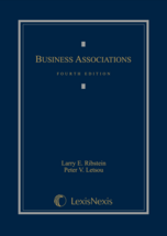 Business Associations book jacket