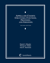 Appellate Courts book jacket