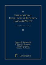 International Intellectual Property Law and Policy book jacket