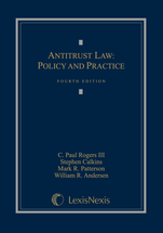 Antitrust Law book jacket