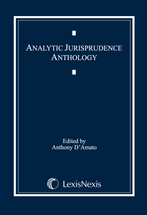 Analytic Jurisprudence Anthology book jacket