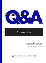 Questions & Answers: Remedies book jacket