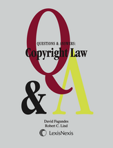 Questions & Answers: Copyright Law book jacket
