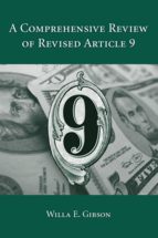 A Comprehensive Review of Revised Article 9 book jacket