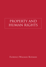 Property and Human Rights book jacket