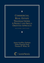 Commercial Real Estate Transactions book jacket