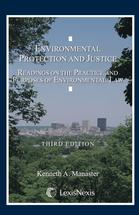 Environmental Protection and Justice book jacket
