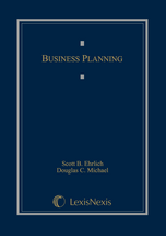 Business Planning book jacket