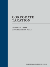 Corporate Taxation book jacket