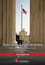 American Legal Systems book jacket